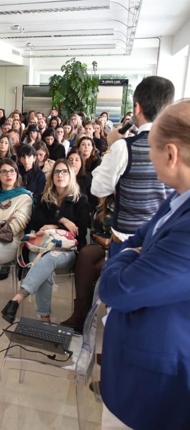 evento visita à fábrica Jannelli e Volpi
