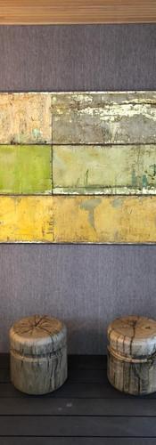 Mostra Artefacto B&C - Sharon Fliter - Papel de Parede Modern Art