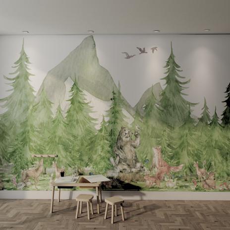 floresta canadense