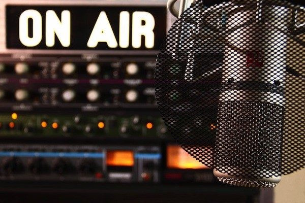 We Are Officially On The Air!
