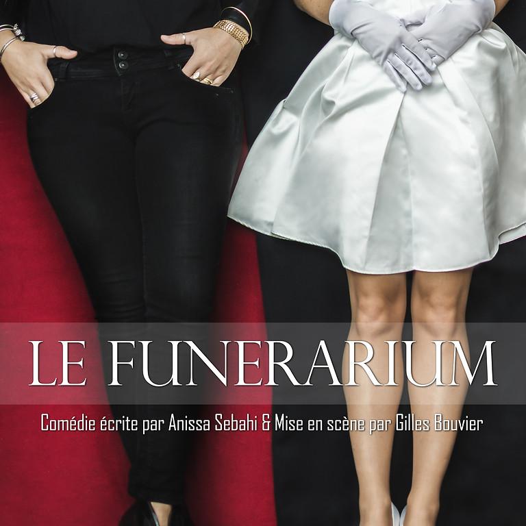 le funérarium ( jeudi 16 )