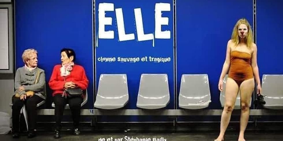 """""""ELLE"""" jeudi 7"""