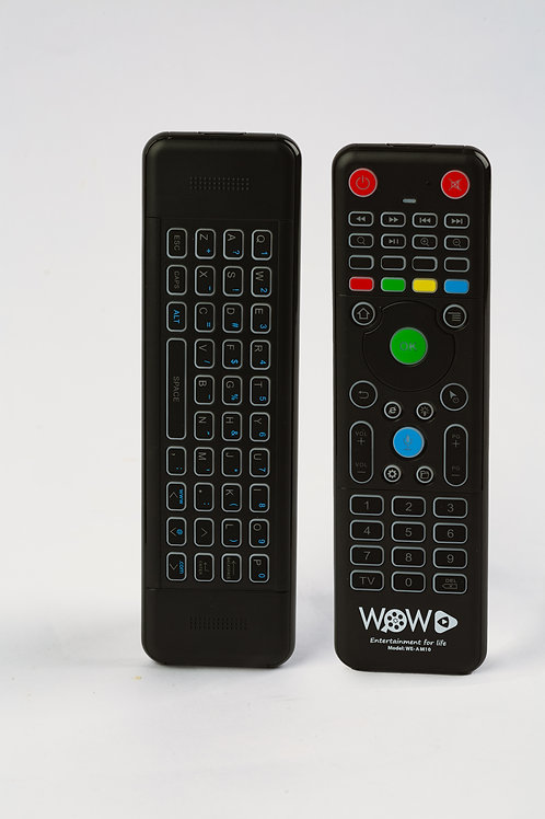 WOW Wireless Keypad & Air Mouse Remote Control
