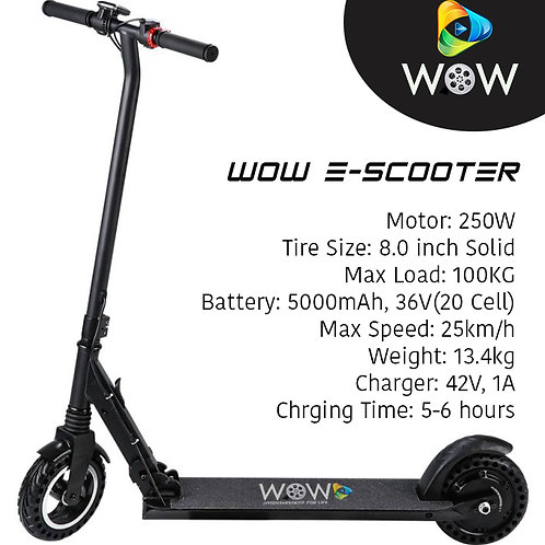 WOW Electric Scooter