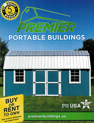 Yoders Buildings INC | Mize MS | Premier Portable Buildings