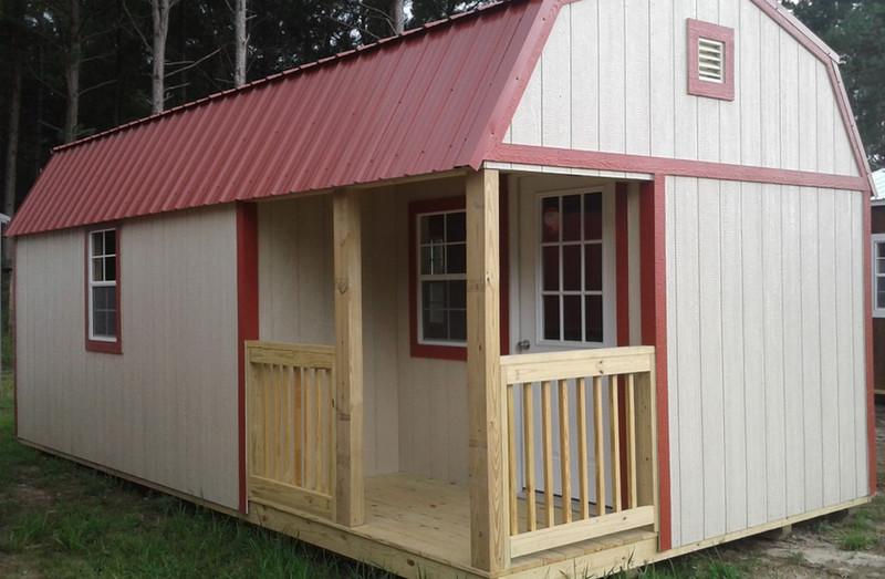Side Lofted Cabin
