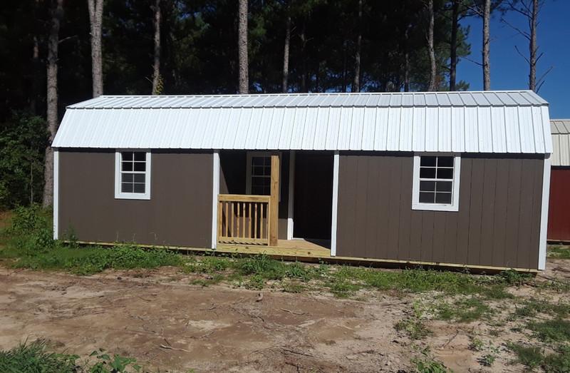 Center Lofted Cabin