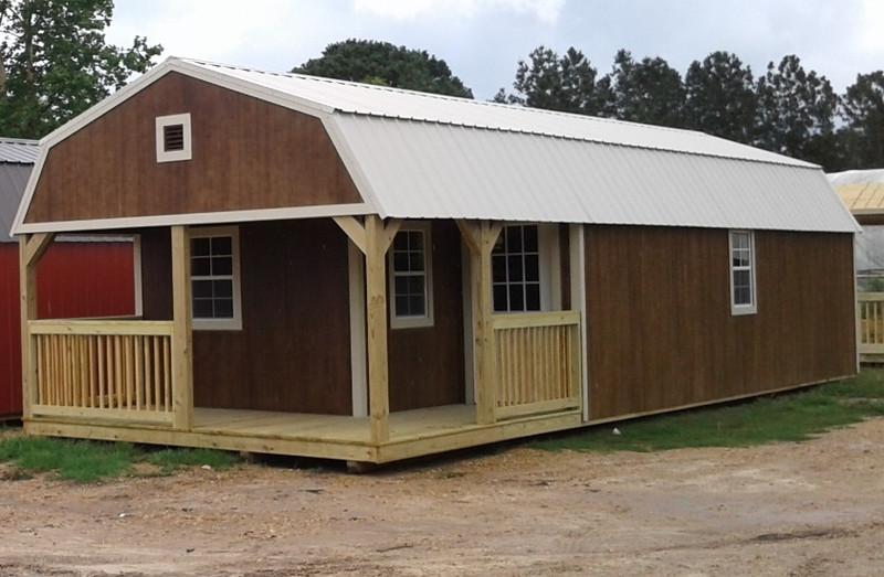 Premier Lofted Cabin