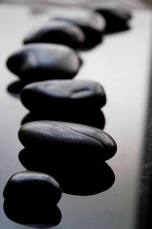 Hot Stone Pedicure