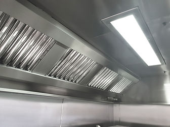 Kitchen Canopy & Filter