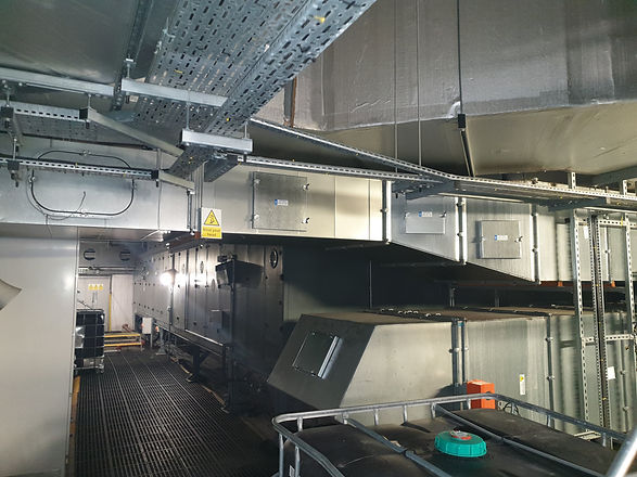 Duct Ventilation System