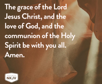 Thursday's Verse of the Day Devotional