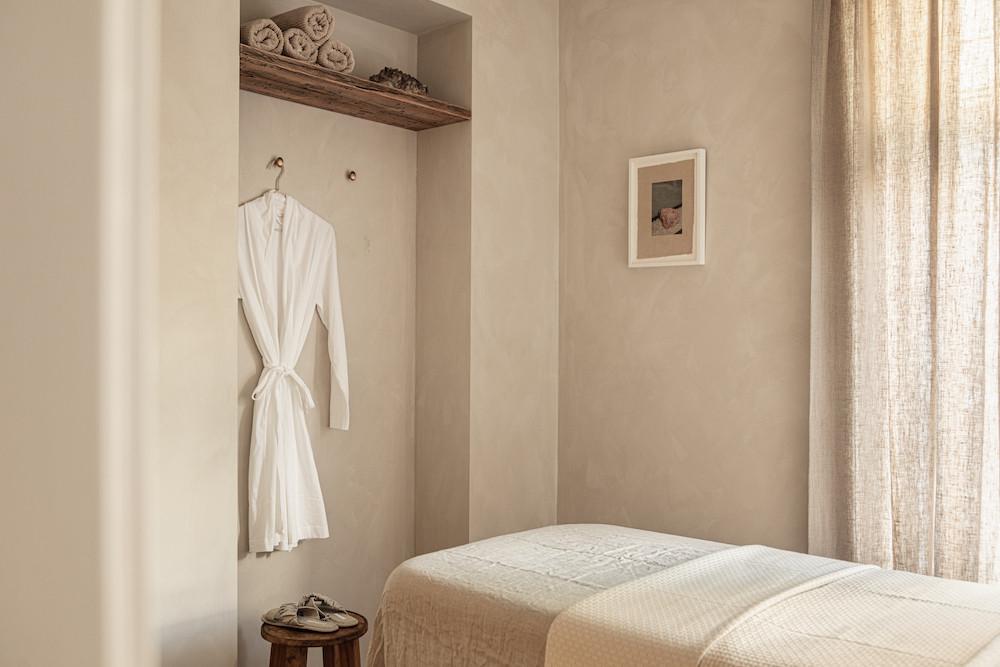 Energy Healing Room