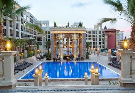 Argisht Partez Hotel 4*                          курорт Золотые пески