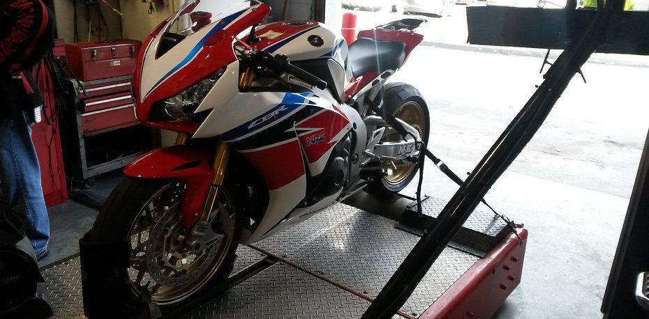 Motorcycle Repair St  Louis