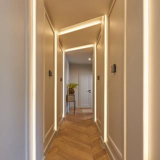 K40 B apartment Entrance - corridor