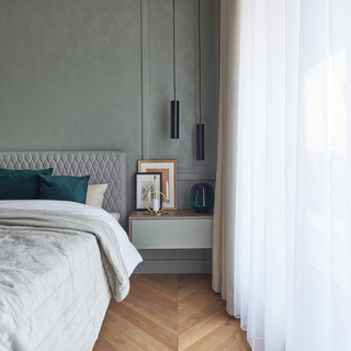 K40 B apartment bedroom