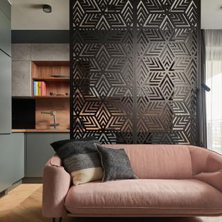 K40 B apartment Living room