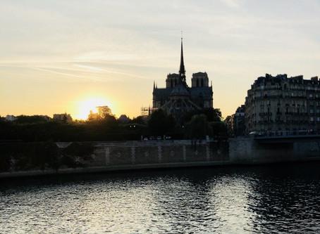 Cuando es mejor visitar Paris?