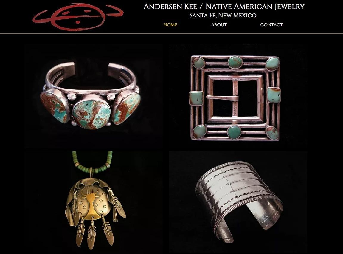 Andersen Kee Jewelry | Santa Fe