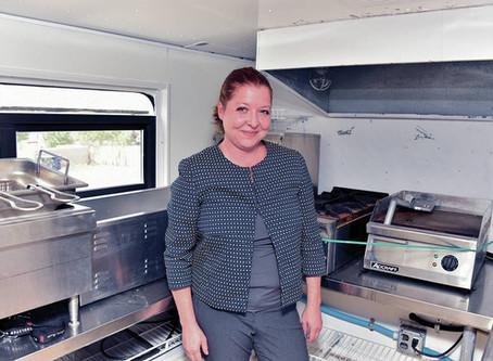 Santa Fe entrepreneur gets her culinary aspirations moving.