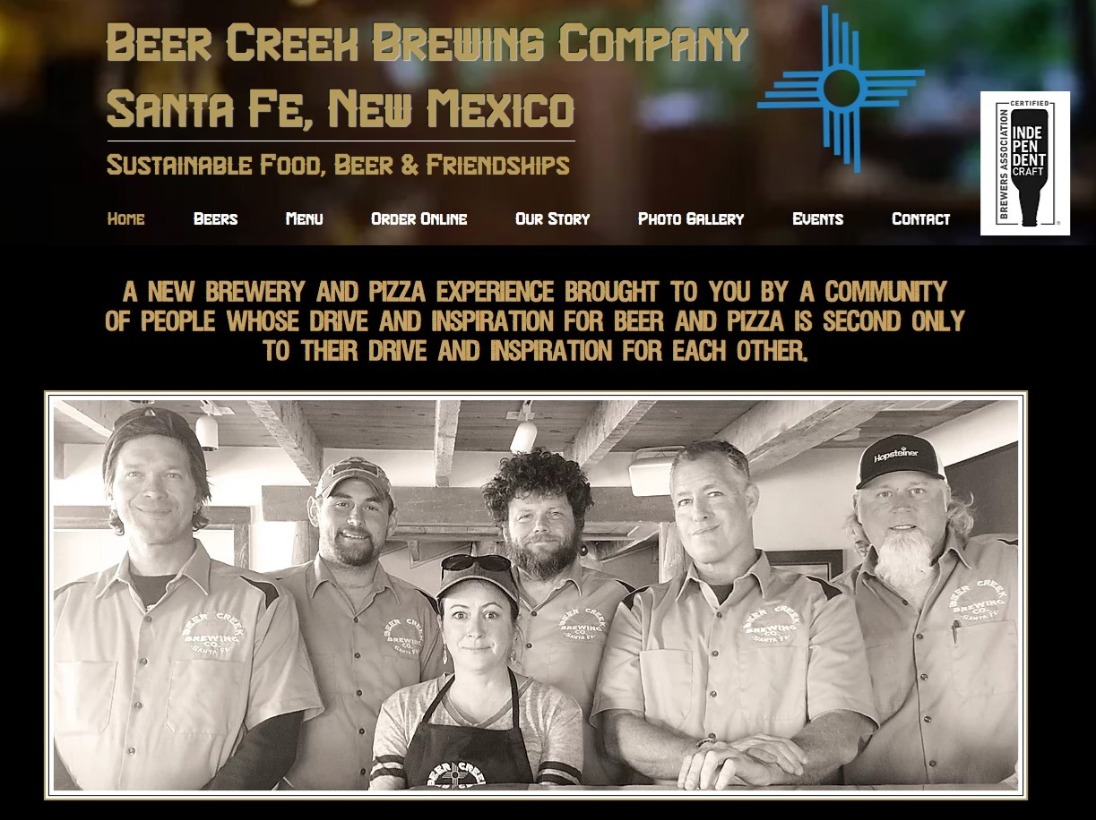 Beer Creek Brewing | Santa Fe