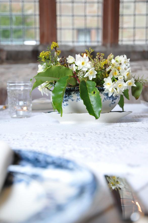 The Girl that Gardens, wedding design