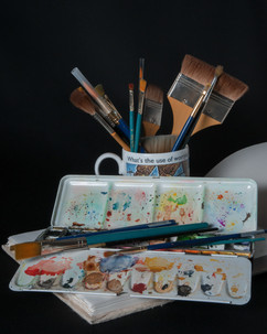 Small objects studio work