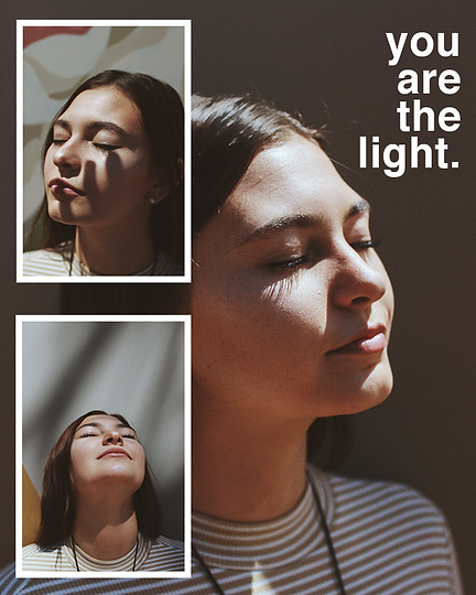 you are the light