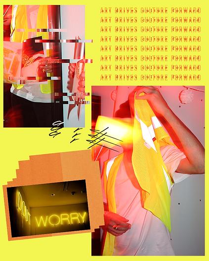 art drives culture forward