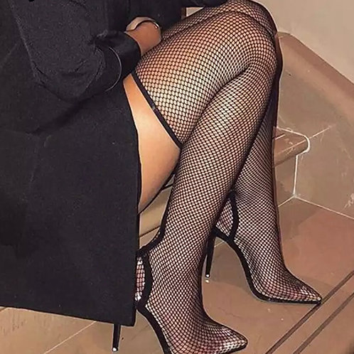 REJILLA high boots'