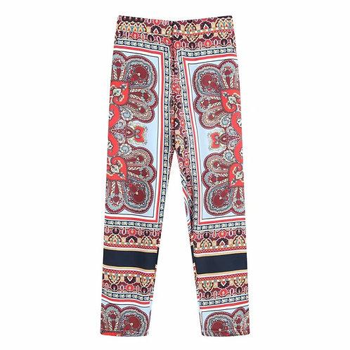 Pantalón vintage CAPRI'