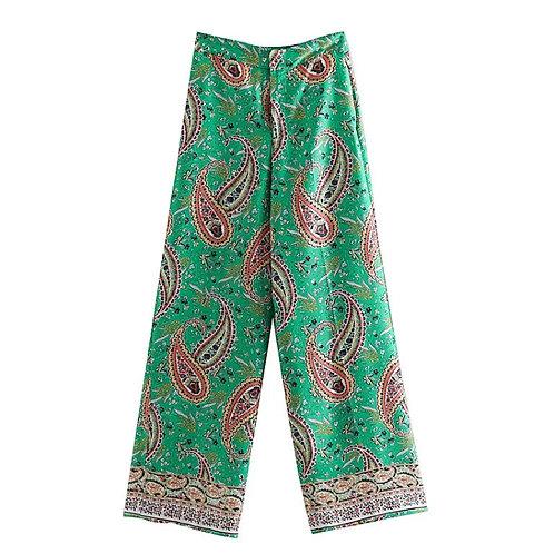 Pantalones PAISLEY'