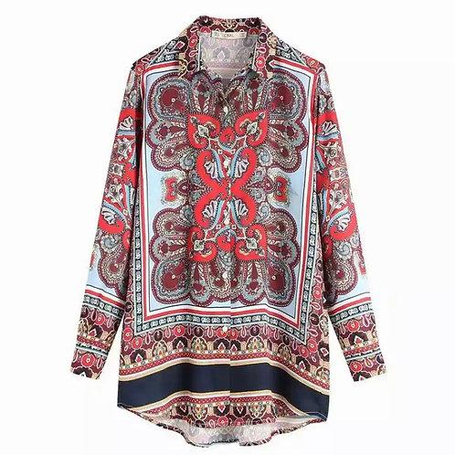 Blusa vintage CAPRI'