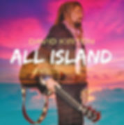 David Kirton - All Island - Album Cover.