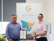 Developing East Arnhem wins national award