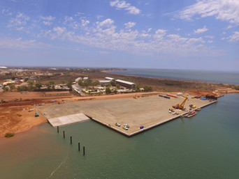 Northern Australia Infrastructure Fund backs Onslow port upgrade