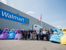 Walmart Opens New Distribution Centre