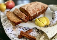 Apple Cider Donut Bread