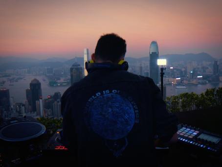 [WATCH] Emmanuel Diaz's Live Mix - HONG KONG SKY - WELCOME TO 2021