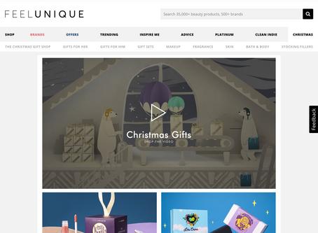 FEELUNIQUE - A SHOPPABLE CHRISTMAS VIDEO