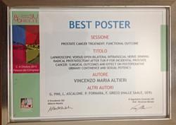 Best poster SIU 2014