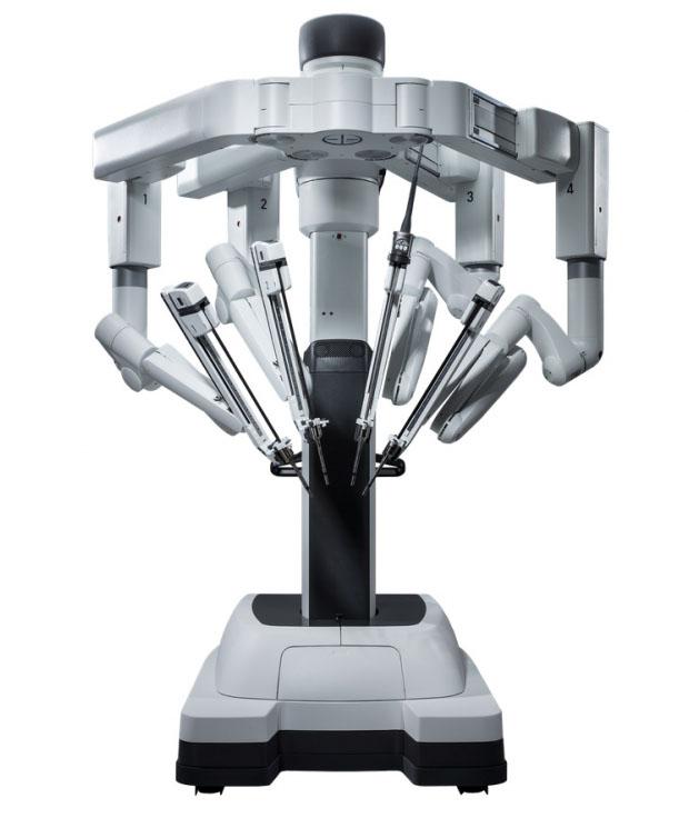 Robot daVinci modello XI (Intuitive