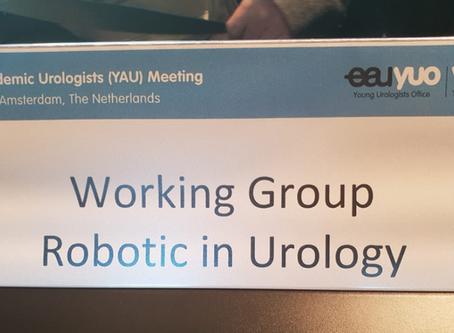 Young Accademic Urologist (YAU) Meeting & 10th European Multidisciplinary Congress on Urological