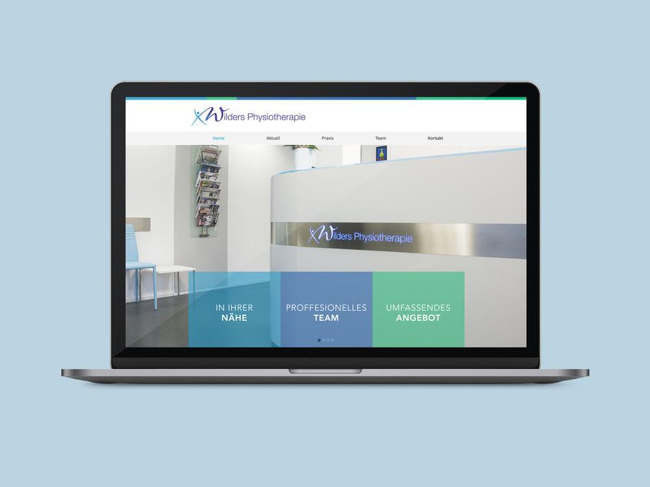 Logodesign, Aufnahmen Räumlichkeiten und Webseite