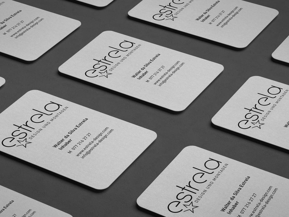 Logodesign und Briefschaften