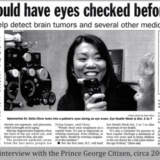 Early detection BW newspaper article.jpe