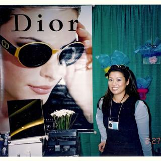 Dior with Della.jpeg