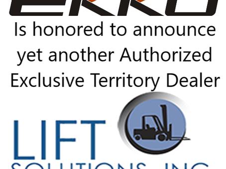 Lift Solutions, Inc. Joins EKKO