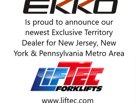 LIFTEC joins ekko